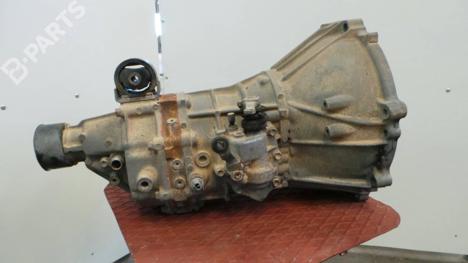 Manual Gearbox TOYOTA, HIACE III Wagon (_H1_) 2.4 D (LH102)( ...
