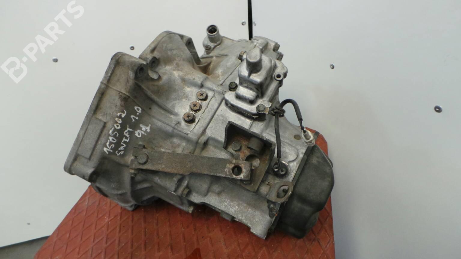 manual gearbox suzuki swift ii hatchback ea ma 1 0 i sf310 aa44 rh b parts com Mitchell Motor Manuals Manual Motor Starter Wiring Diagram