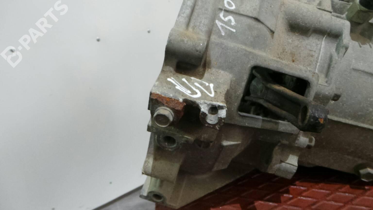 Manual Gearbox Mitsubishi Lancer Vi Cj Cp 13 12v Ck1a 57113 2003 Parts Diagram