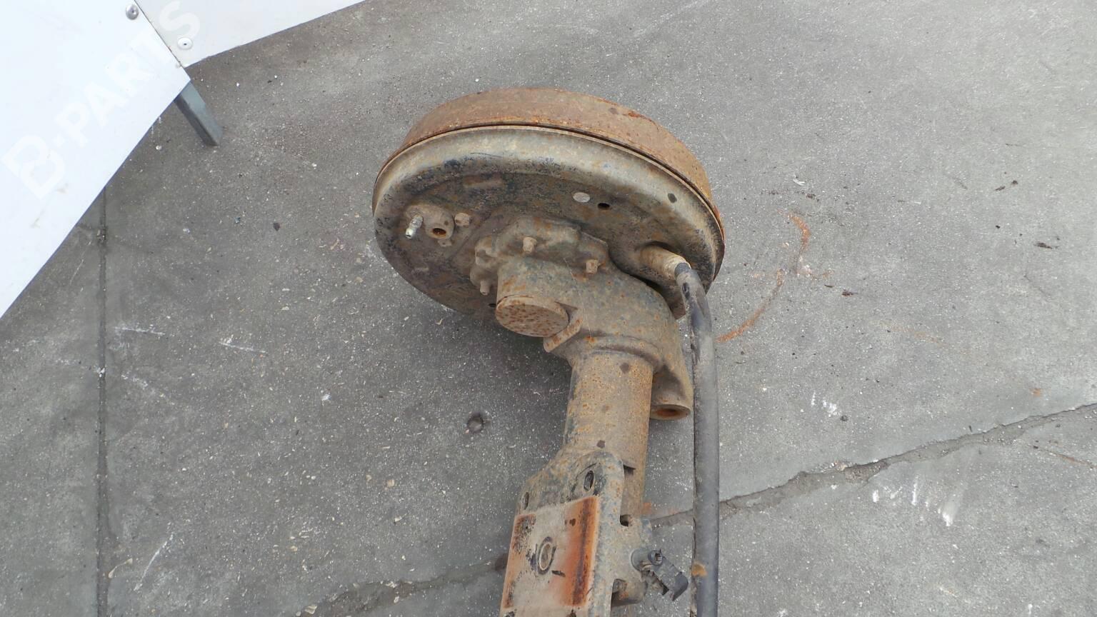 ... Rear Axle FIAT, DOBLO Cargo (223_) 1.9 D (223ZXB1A)(5