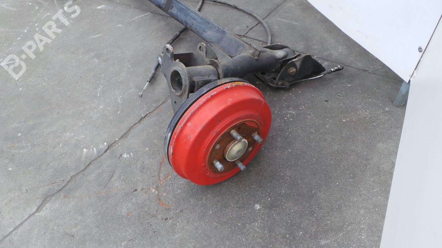 Rear Axle Mg Zr 105 37983 Fuse Box For 1053 Doors 103hp 14 K4f