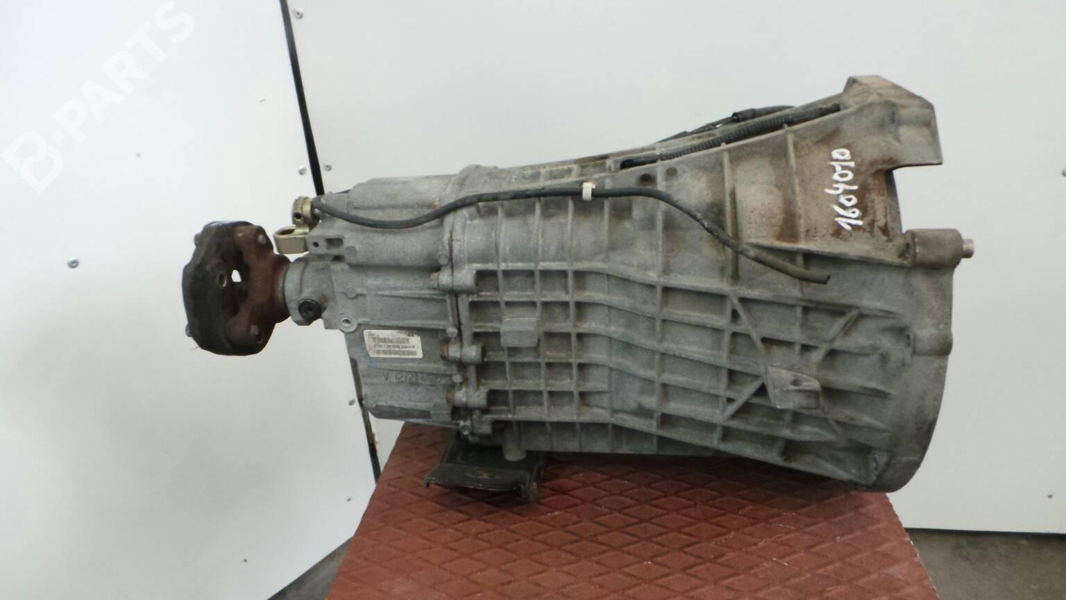 Manual Gearbox VCIR 7K400 AE FORD TRANSIT Platform Chassis FM