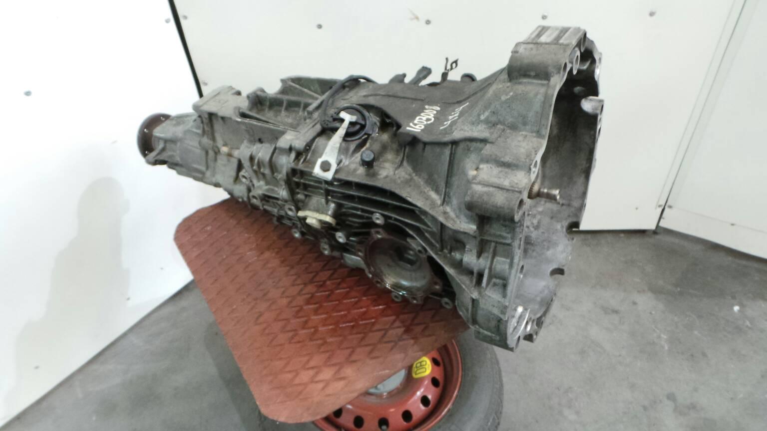 Manual Gearbox EEP 08049 ; 4x4 AUDI, A4 Avant (8D5, B5) 1.9 ...