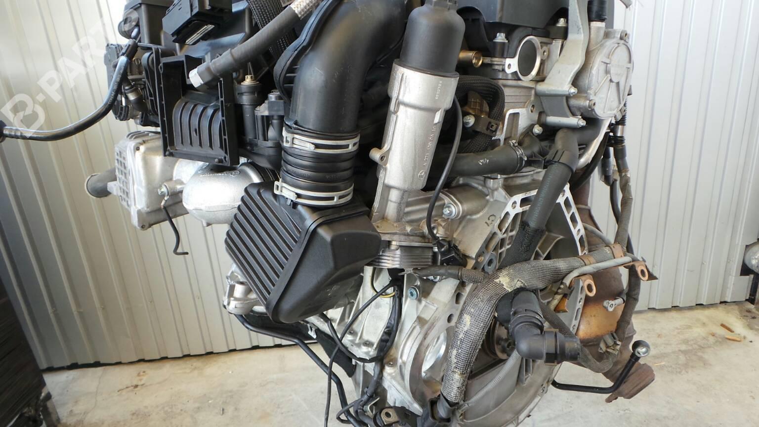 Engine Mercedes