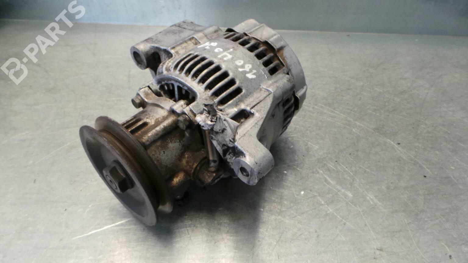 Alternator Toyota Carina E T19 20 D Ct190 118117 Fuse Box 27030 64160 100210 3700