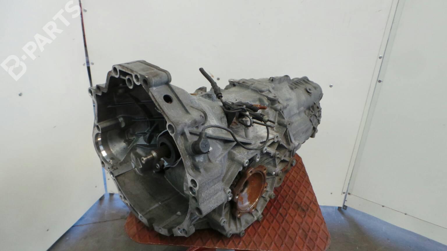 Manual Gearbox Audi A4 Convertible 8h7 B6 8he B7 25 Tdi 120094 2005 Engine Schematics 3p51 4660000640 0a2300040b