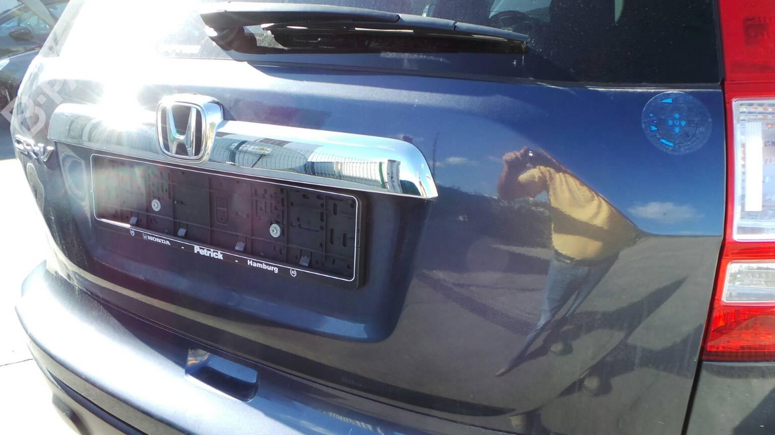 Tailgate Honda Cr V Iii Re 20 I 4wd 123098 Online Store 2009 Crv Parts 4wd5 Doors