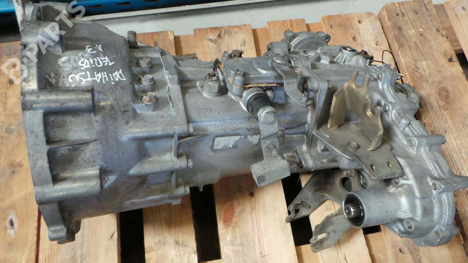 Manual Gearbox DAIHATSU, TERIOS (J1_) 1.3 4WD (J100) (83hp) ...