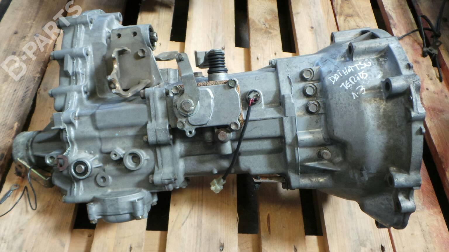 ... Manual Gearbox DAIHATSU, TERIOS (J1_) 1.3 4WD (J100) (83hp)