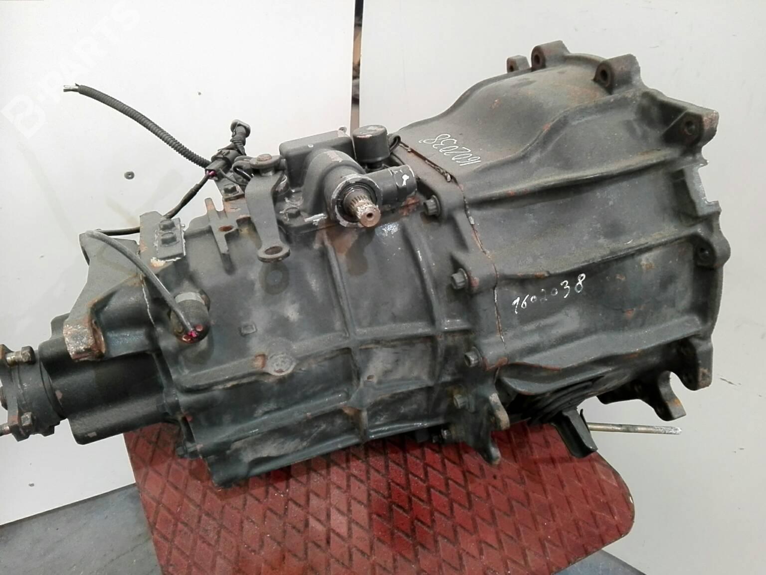 Manual Gearbox MITSUBISHI CANTER Platform/Chassis (FB6_, FE5_, FE6_)