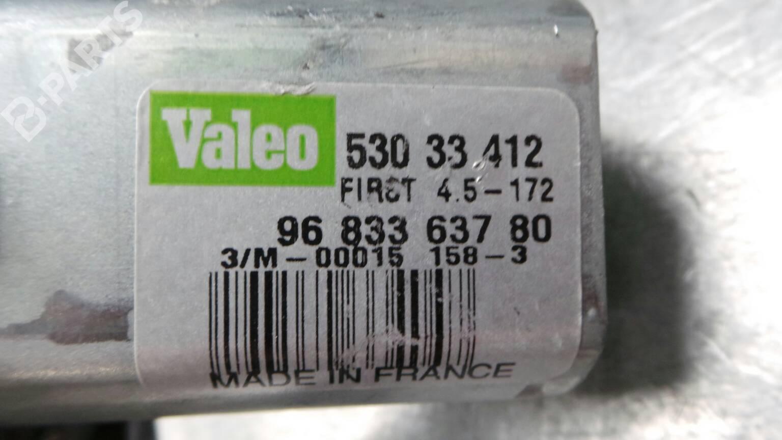 Valeo 506524 Bomba de agua