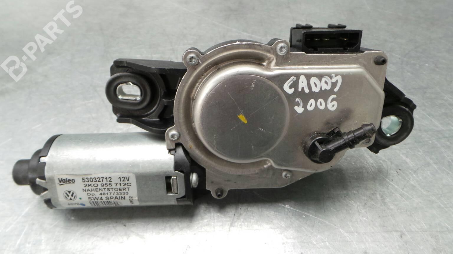 Front Wiper Motor Vw Caddy Iii Estate 2kb 2kj 2cb 2cj 202988 Fuse Box 2012 53032712 2k0955712c