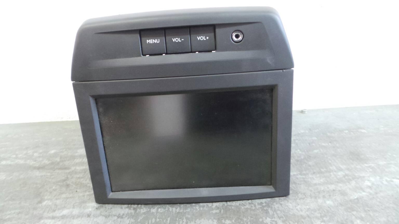 Radio Citroen Berlingo Box B9 1 6 Hdi 110 B Parts