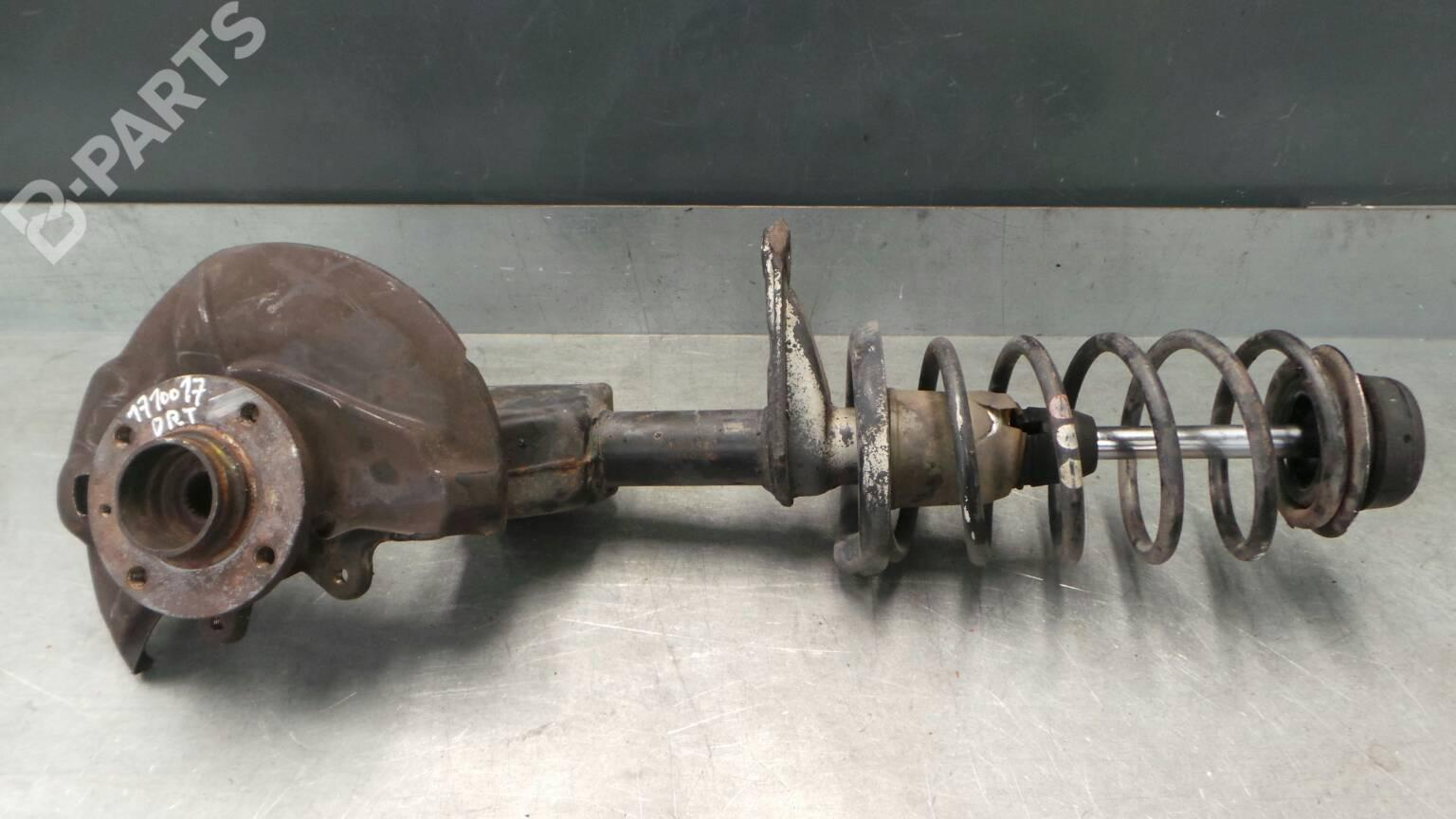 Right Front Steering Knuckle