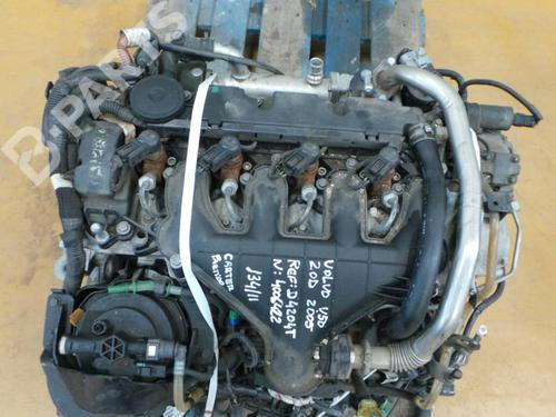 engine volvo v50 mw 2 0 d 11256