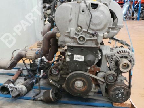 Engine RENAULT CLIO III (BR0/1, CR0/1) 2 0 16V Sport F4R 830