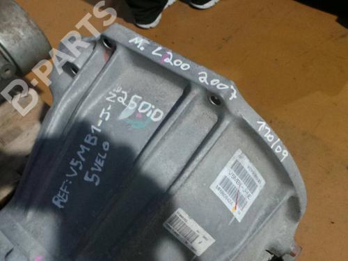manual gearbox mitsubishi l 200 triton ka t kb t 2 5. Black Bedroom Furniture Sets. Home Design Ideas
