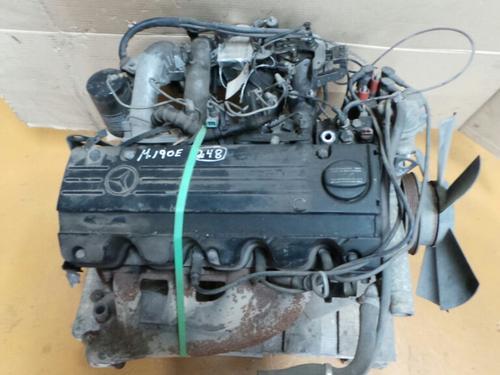 Motor completo mercedes benz 190 w201 e 2 0 2629 for Amex mercedes benz