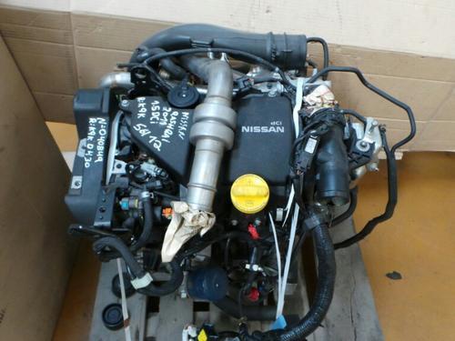 moteur nissan qashqai qashqai 2 i j10 jj10 1 5 dci 5114