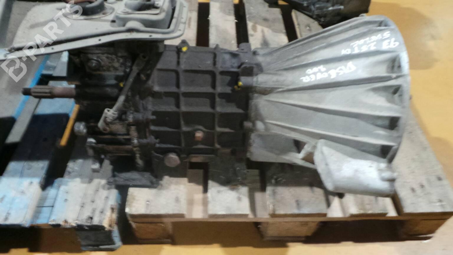 ... Manual Gearbox S/REF LAND ROVER, DISCOVERY I (LJ) 2.5 TDI 4x4 ...