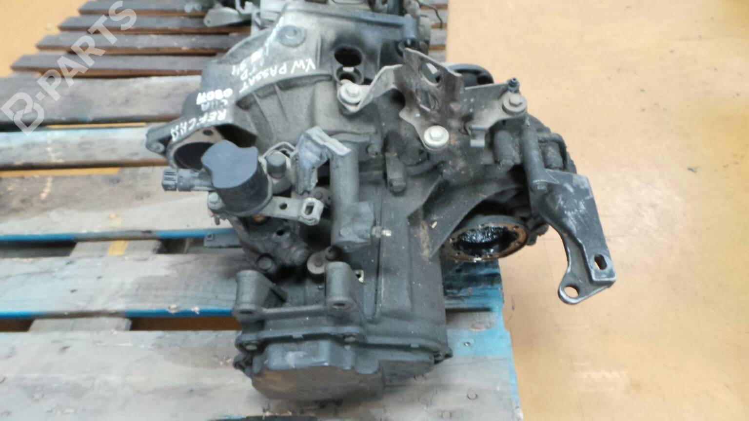 Manual Gearbox Vw Passat 3a2 35i 19 Td 25450 Engine Part Diagram Cha 08074 75hp