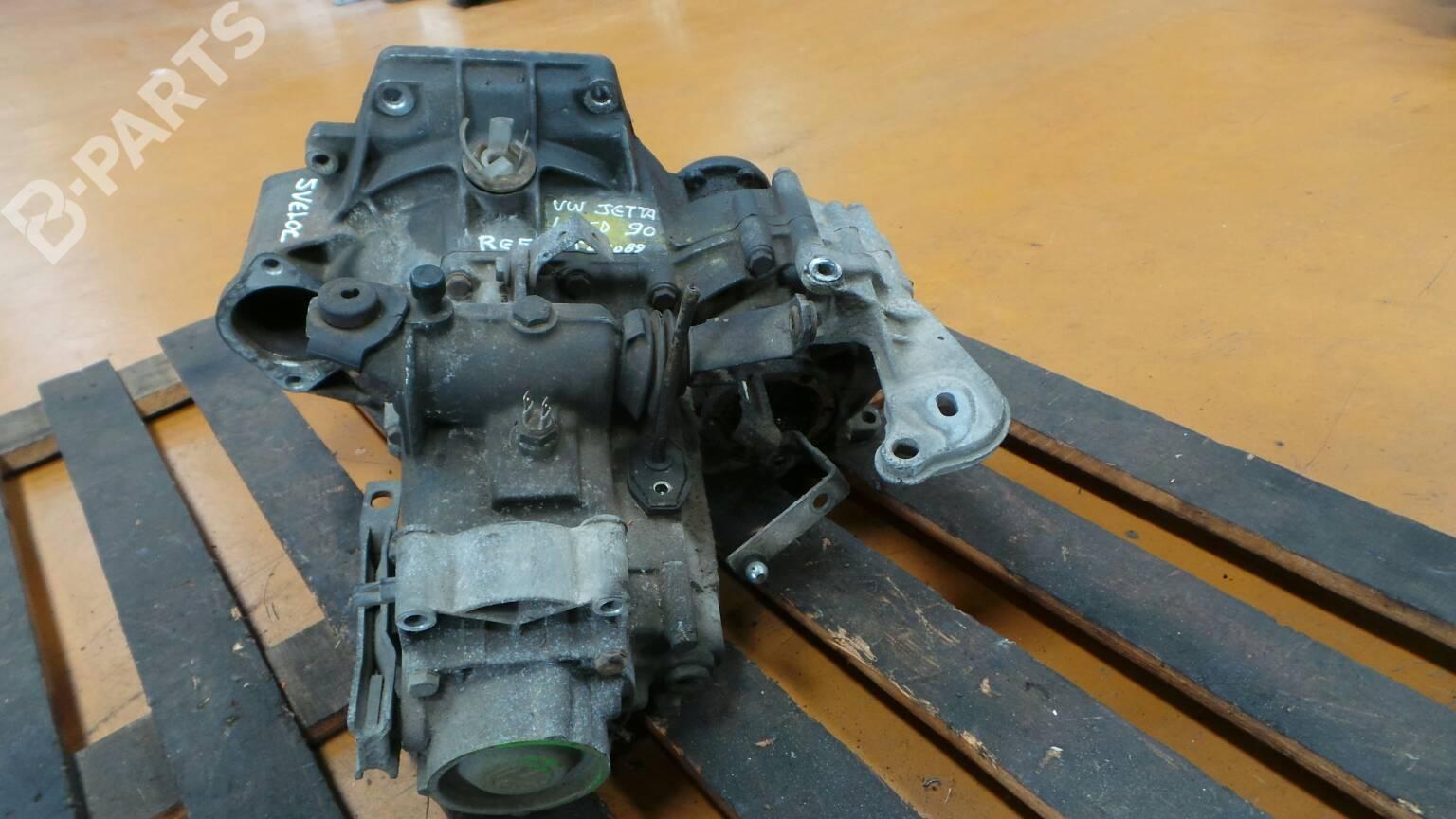 manual gearbox vw jetta ii 19e 1g2 165 1 6 d 25946 rh b parts com 1988 Volkswagen Jetta Gli 1990 Jetta Black