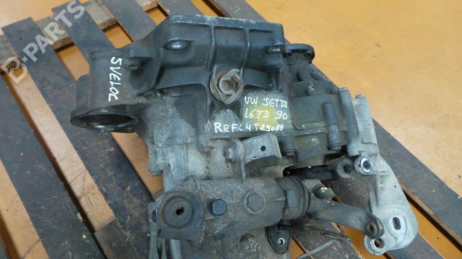 manual gearbox vw jetta ii 19e 1g2 165 1 6 d 25946 rh b parts com 1990 Jetta Black 1987 Jetta