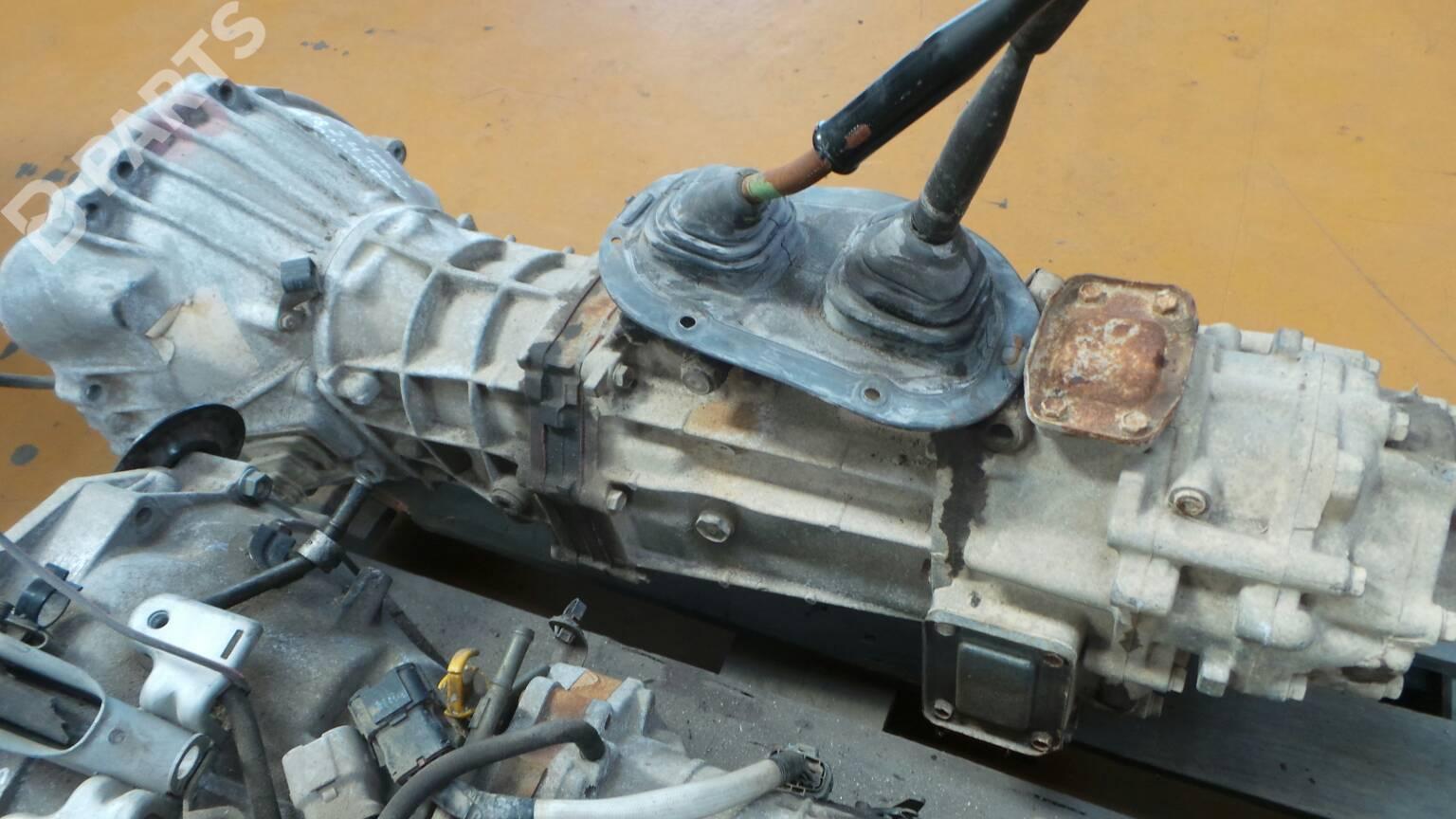 ... Manual Gearbox 401080026 TOYOTA, HILUX II Pickup (LN8_, RN5_, LN6_,  YN6_ ...