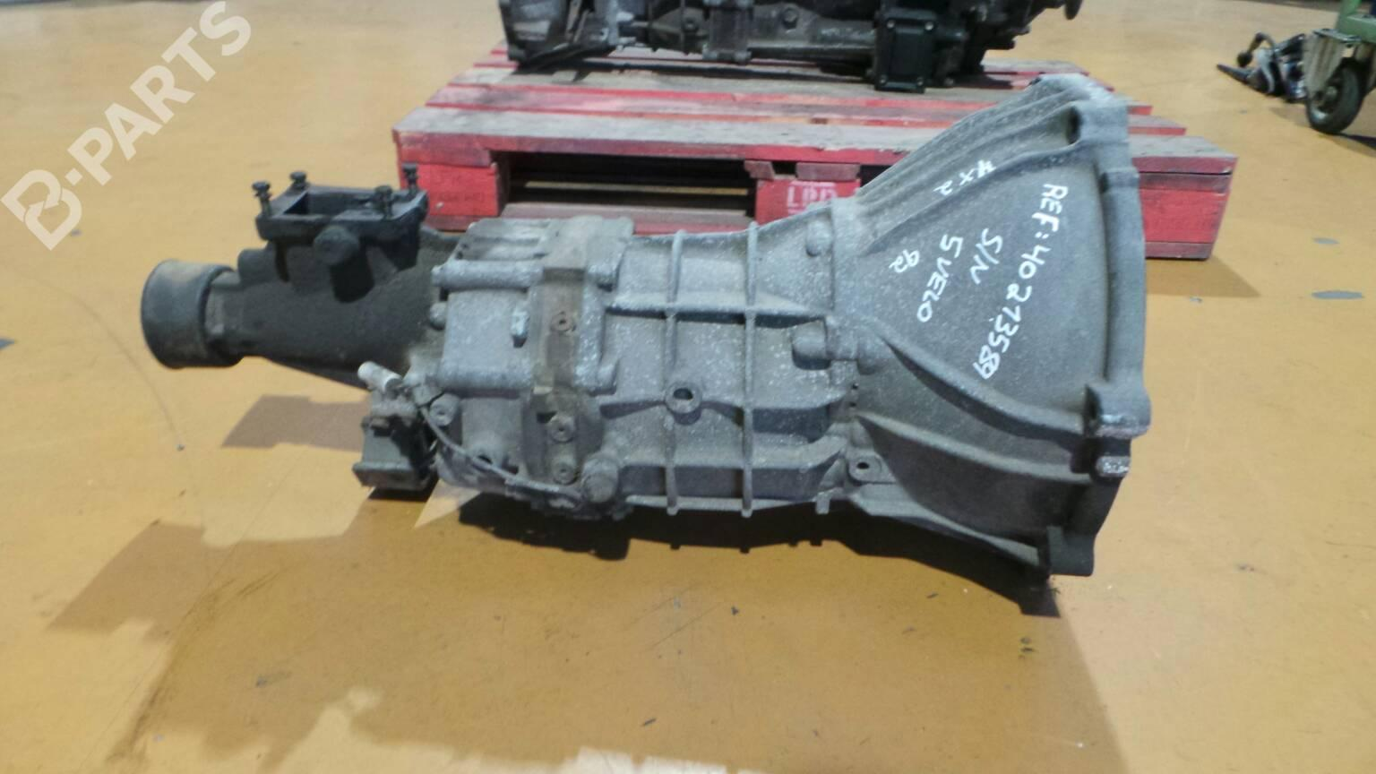 1994 toyota hilux gearbox