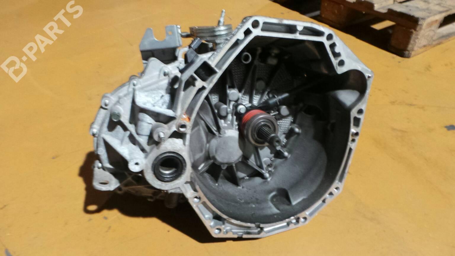 Manual Gearbox Nissan Qashqai 2 I J10 Jj10 15 Dci 28318 Alternator Wiring Diagram Tl4113