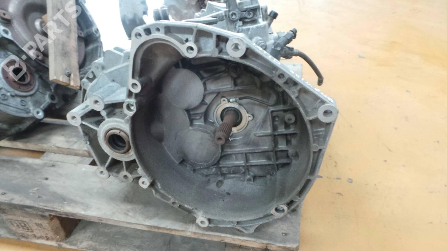 Manual Gearbox Saab 9 3 Ys3f 19 Tid 28339 2007 Engine Diagram F40 150hp