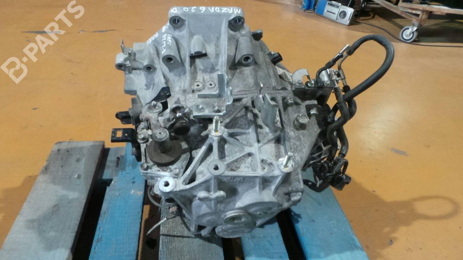Manual Gearbox Mazda 6 Saloon Gg 20 Di 28364 Engine Parts Diagram B2c2 B 136hp