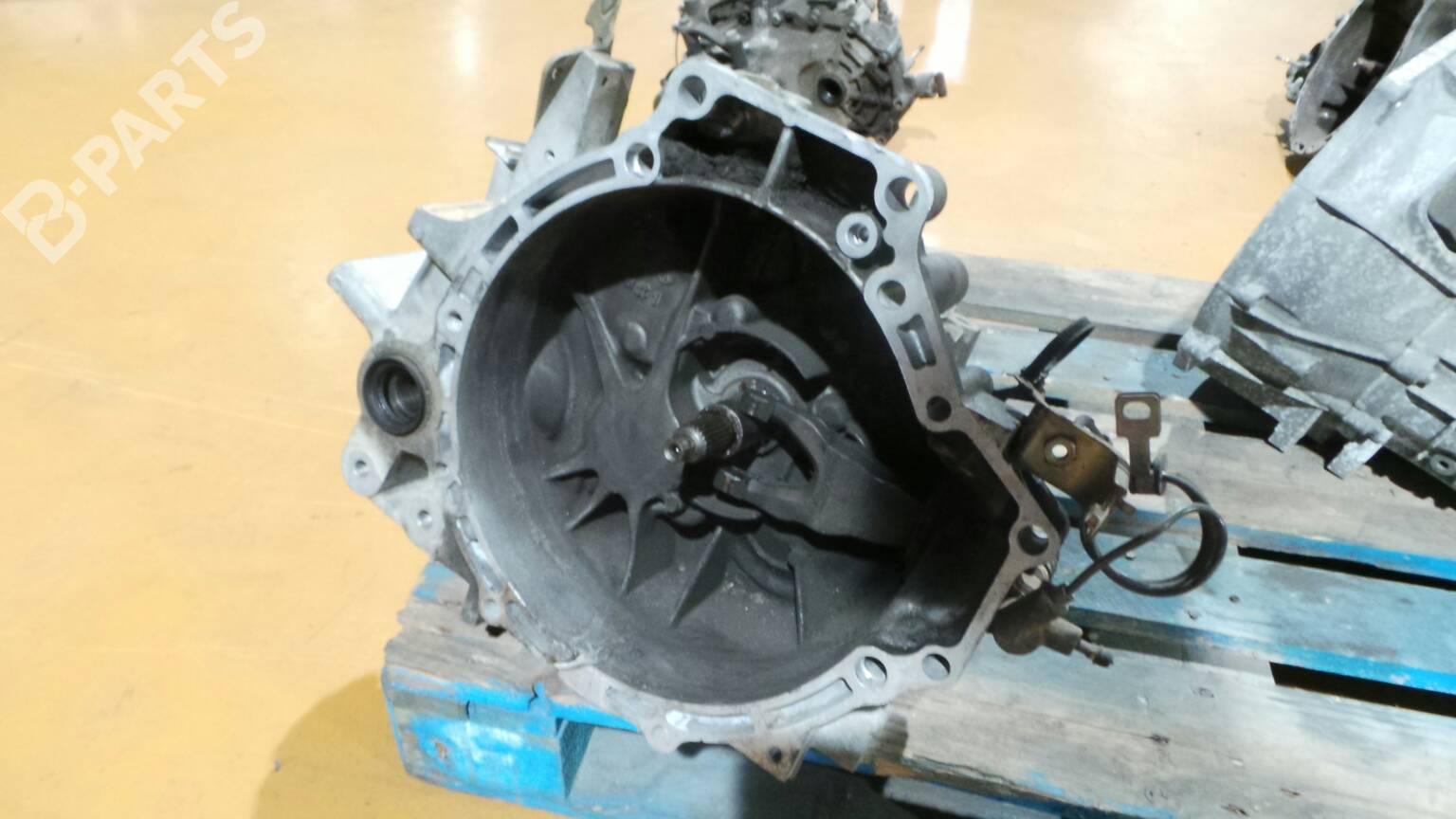 Manual Gearbox Mazda 6 Saloon Gg 20 Di 28368 Engine Parts Diagram 3a101 121hp Rf5c