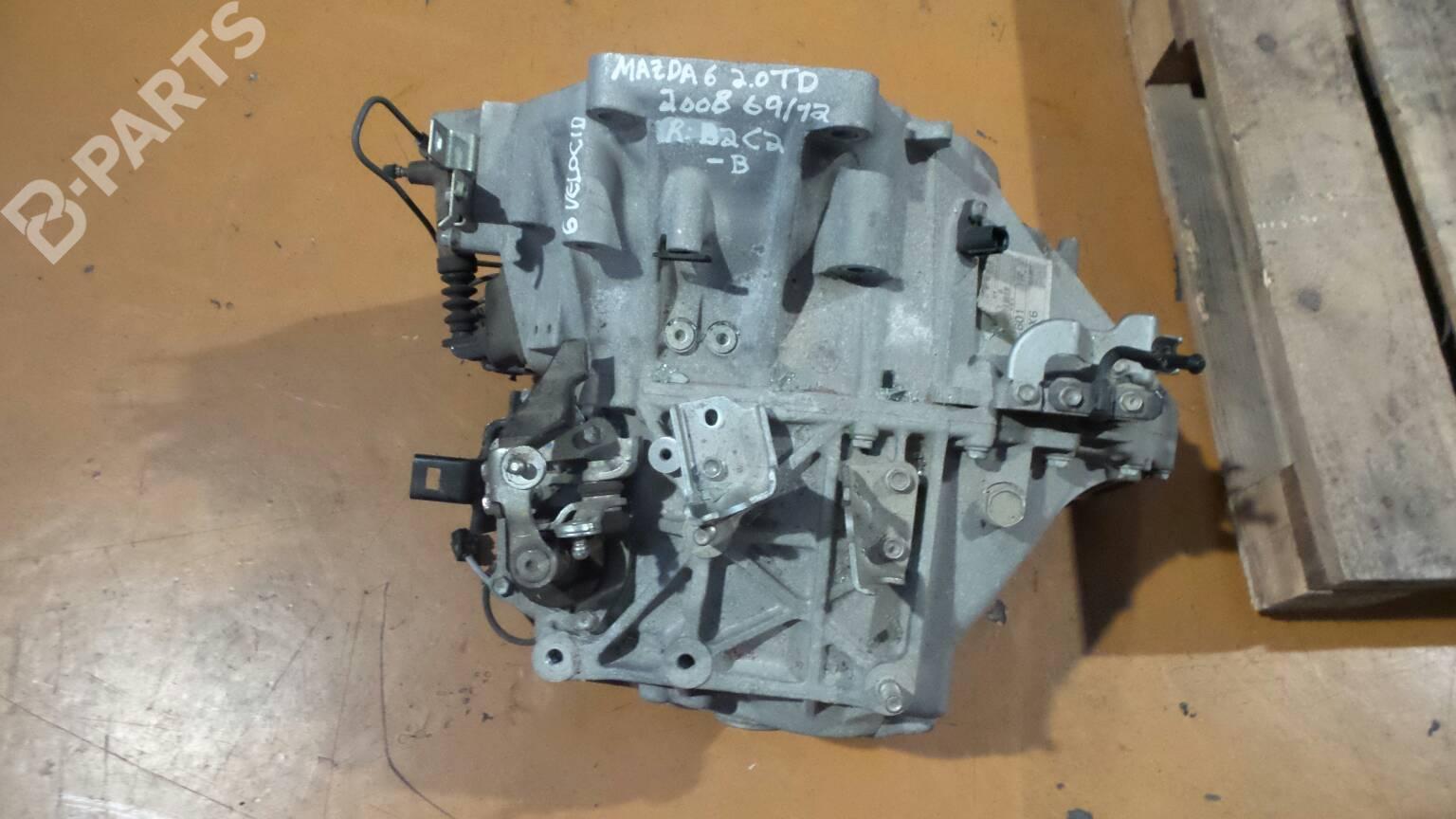Manual Gearbox Mazda 5 Cr19 20 Cd 28445 2007 626 2 0 Engine Parts Diagram D2c4 B 143hp