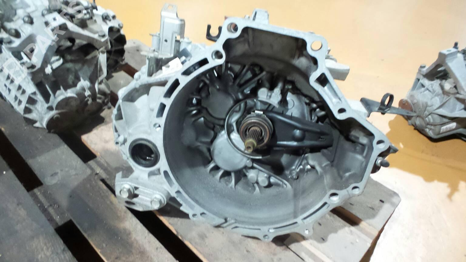 Manual Gearbox Mazda 3 Bk 20 Mzr Cd 28451 Engine Parts Diagram D2c4 B