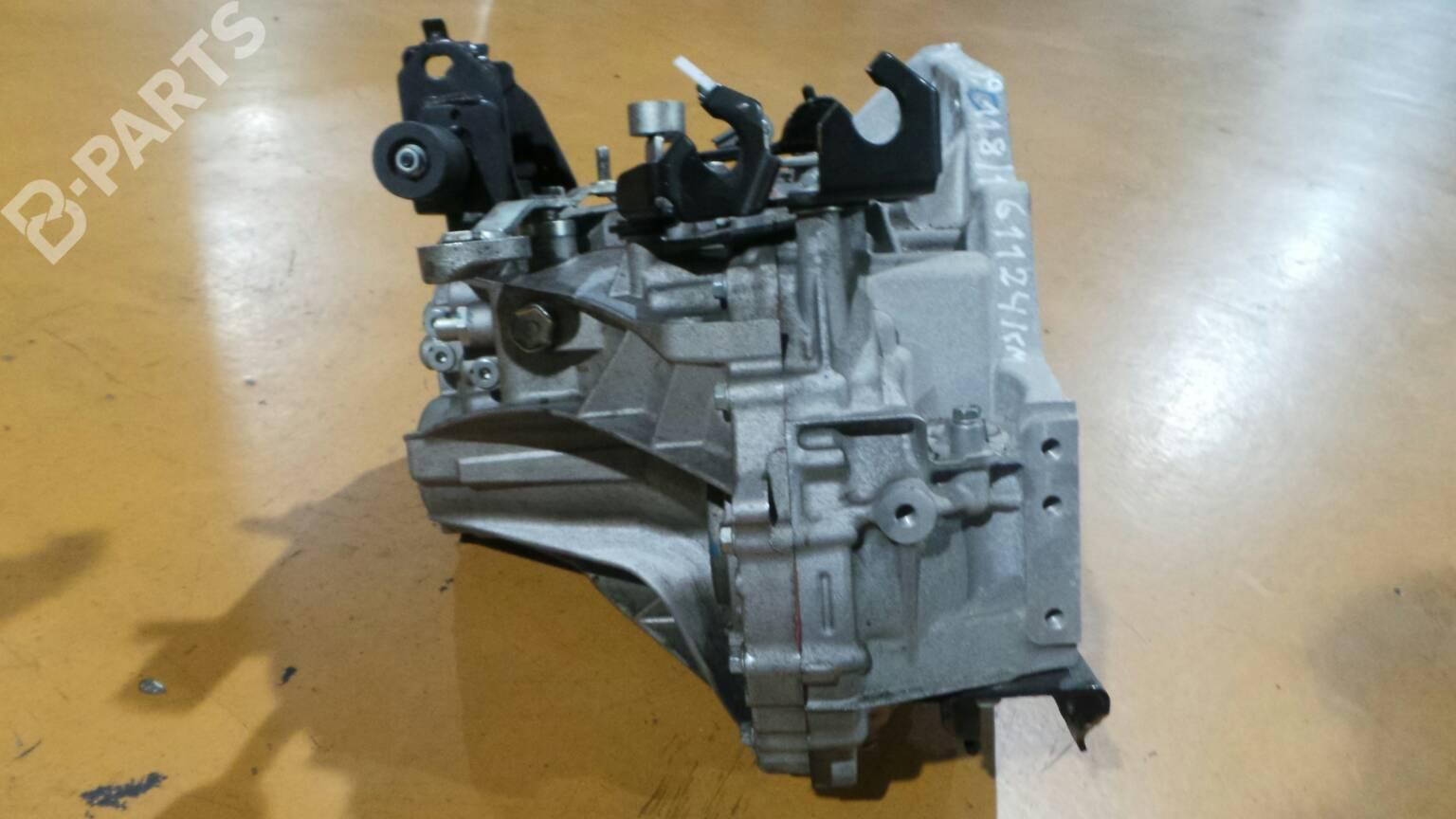 Manual Gearbox Toyota Yaris P9 14 D 4d Nlp90 28720 Alternator Wiring Diagram 12epp 308 209 A124