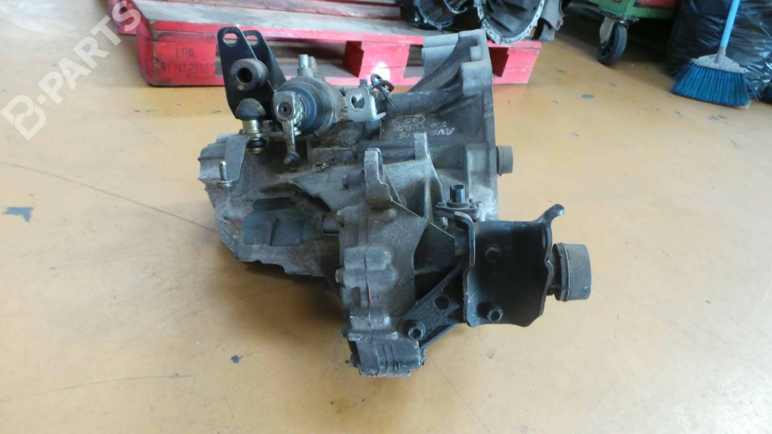 ... Manual Gearbox 80200331 TOYOTA, AVENSIS (_T22_) 2.0 TD (CT220_) (90hp  ...