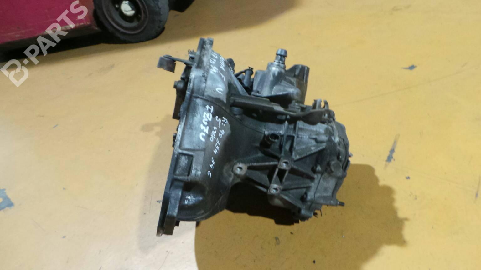 manual gearbox opel astra f 56 57 1 7 td 31926 rh b parts com Pistol Astra F Opel Astra F Manual