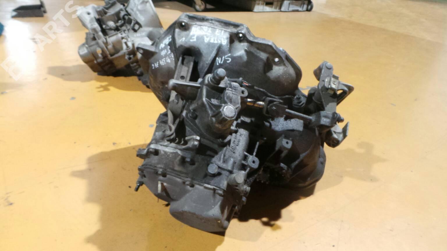 manual gearbox opel astra f 56 57 1 7 td 31926 rh b parts com Opel Astra F Manual Opel Astra F Manual
