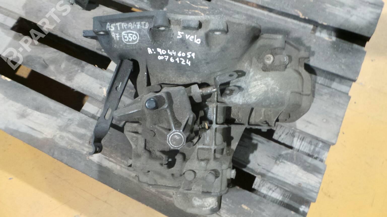 manual gearbox opel astra f 56 57 1 7 td 32311 rh b parts com Dezmembrari Opel Astra F Caravan Opel Astra F Caravan