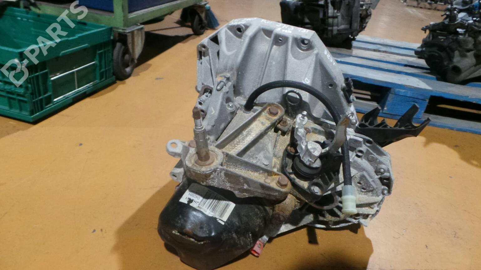 manual gearbox renault clio iii br0 1 cr0 1 1 4 16v 32373 rh b parts com Renault Clio Interior Renault Clio Sport