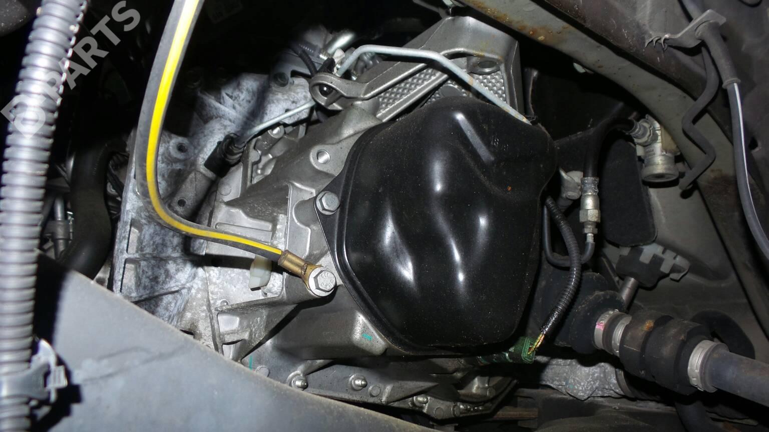 Manual Gearbox Nissan Qashqai 2 I J10 Jj10 16 40463 Alternator Wiring Diagram Jr5 132