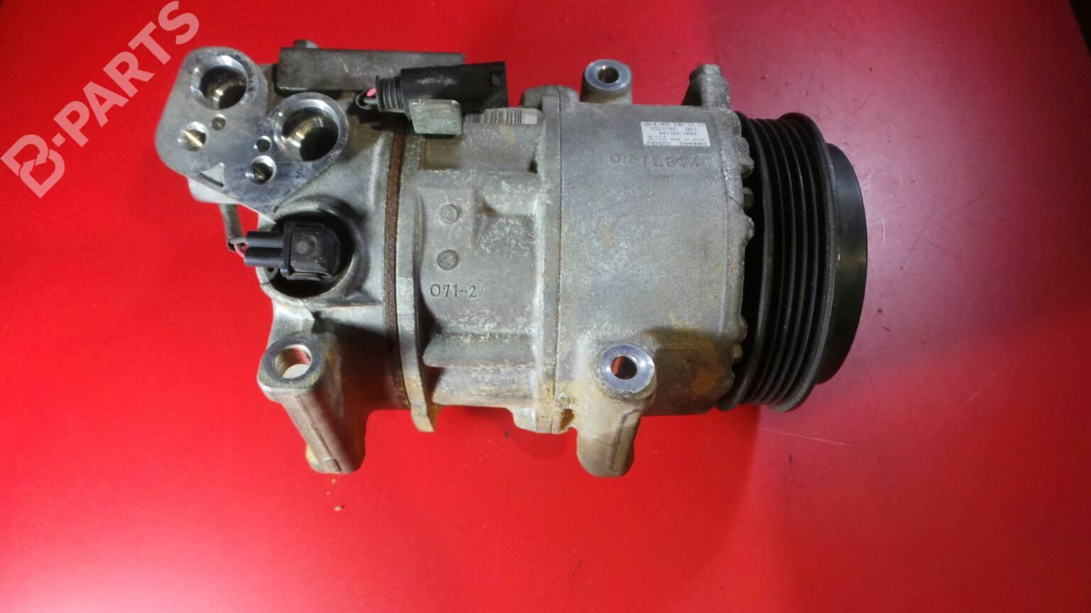Ac Compressor Mercedes Benz A Class W169 150 169031 169331 Kompresor Mercy A150 Denso 002 230 13 11