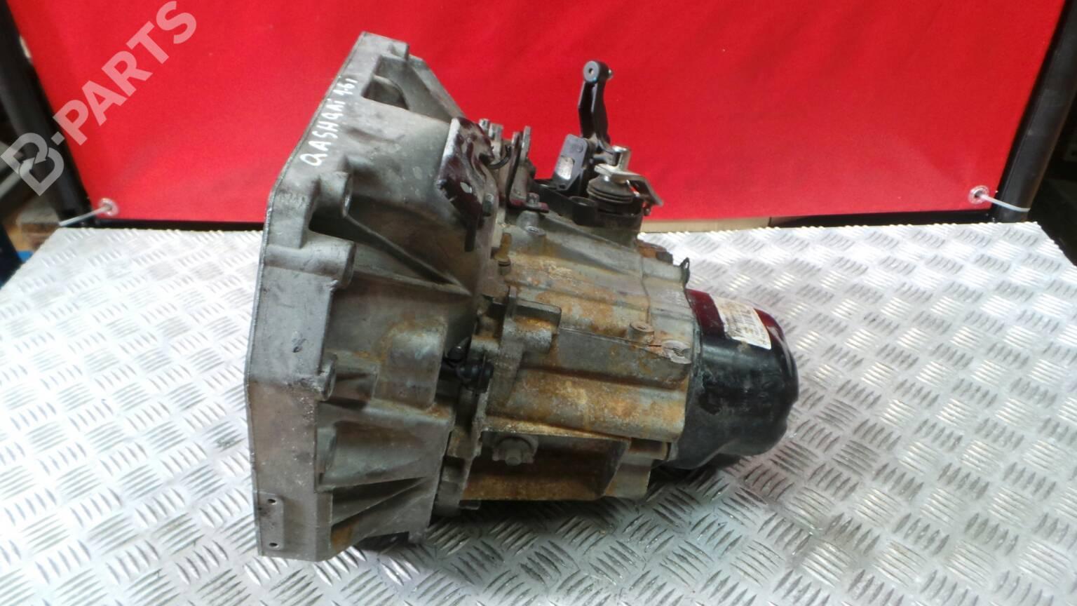 Manual Gearbox Nissan Qashqai 2 I J10 Jj10 16 155618 Alternator Wiring Diagram Jr5 318