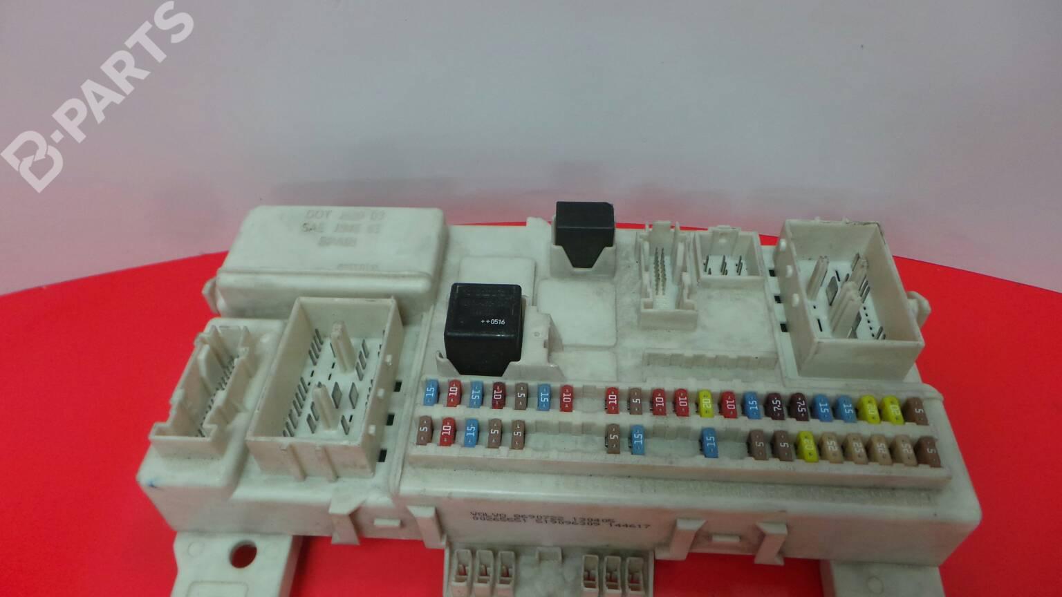 Fuse Box 8690722 / 0 0265551 VOLVO, S40 II (MS) 2.0 D4( ...