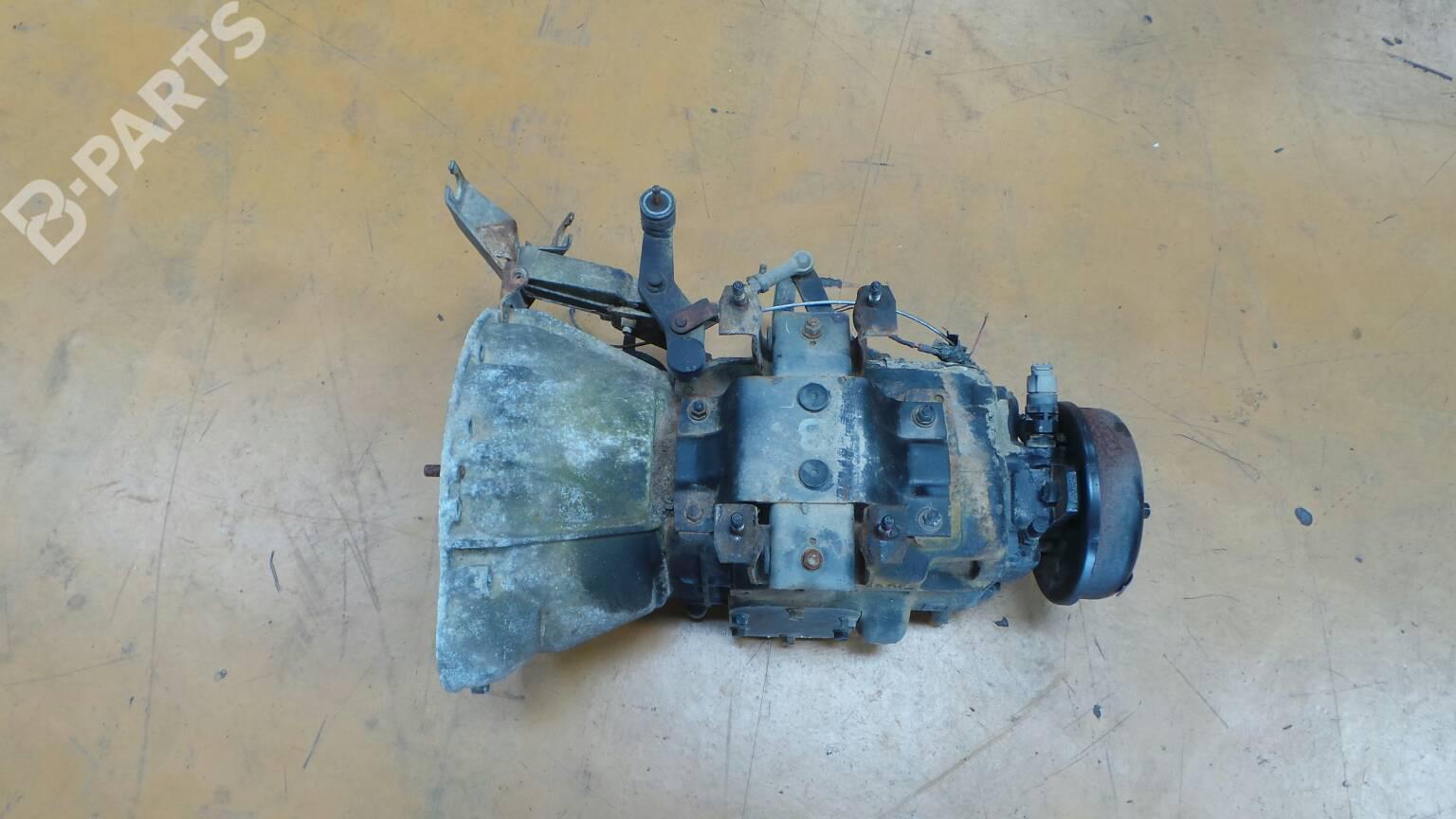 Manual Gearbox MSB-5S ISUZU, TROOPER II (UB) 3.1 TD(2
