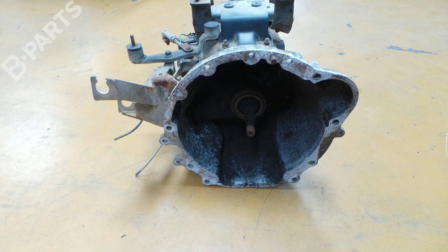 ... Manual Gearbox MSB-5S ISUZU, TROOPER II (UB) 3.1 TD(2 ...