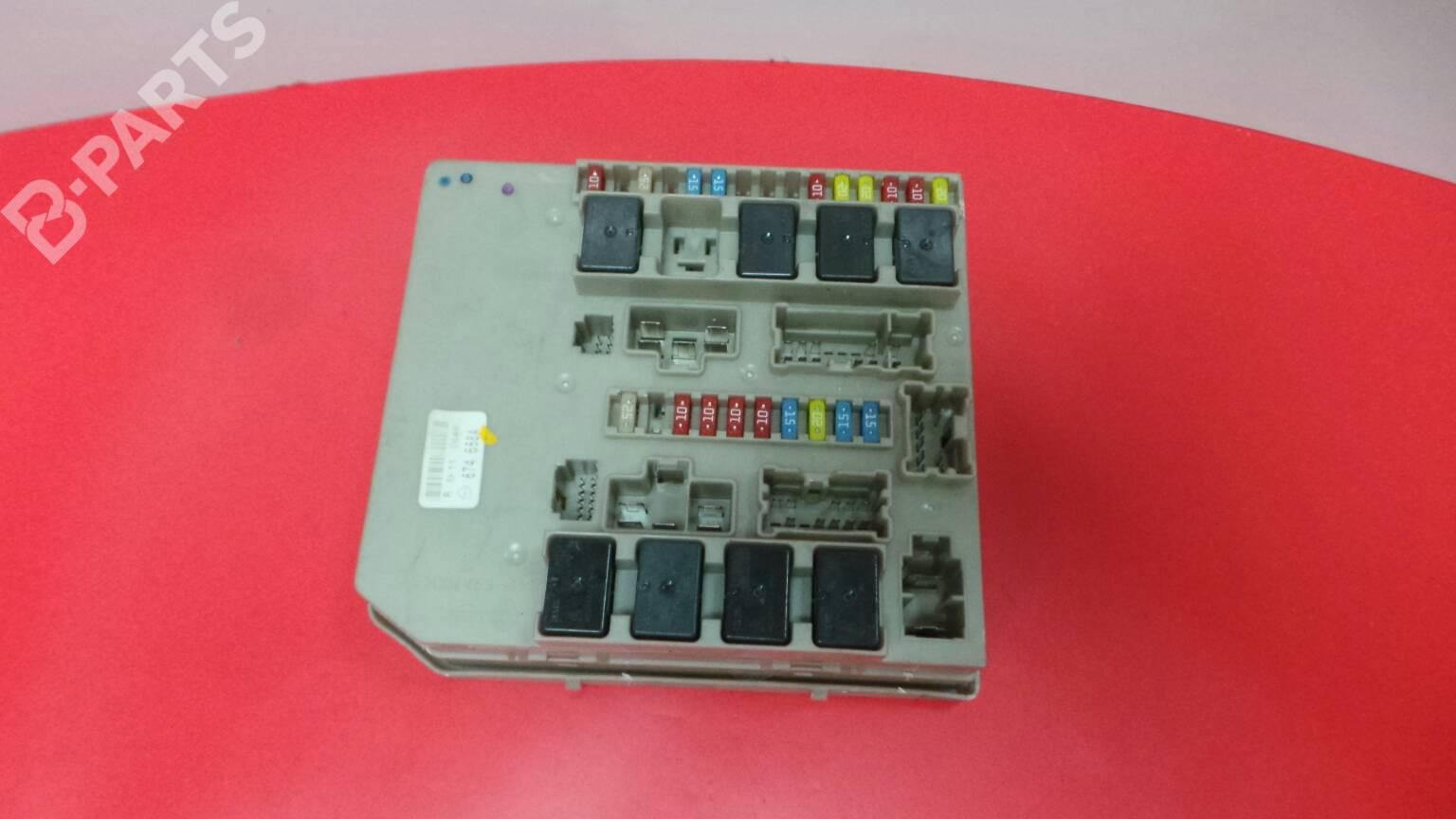 Fuse Box Renault Clio Iii Br0 1 Cr0 15 Dci 1296005 On A