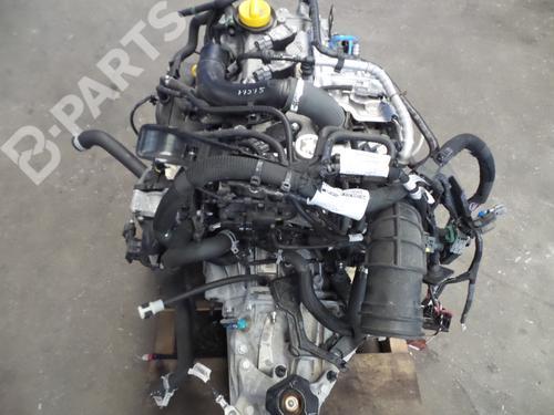 Engine Renault Megane Iv Hatchback  B9a  M  N   1 2 Tce 130