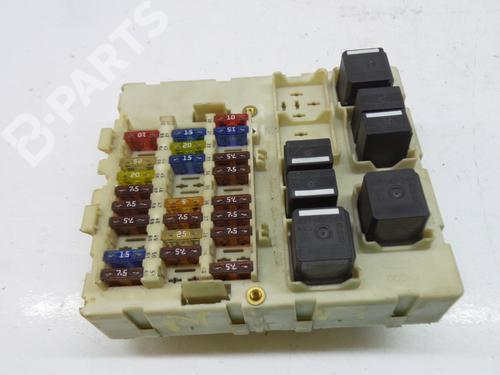 Fuse Box Where Is The Fuse Box On A Ford Transit on
